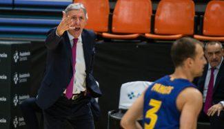 Svetislav Pesic critica la defensa de su equipo y pide una mejoría