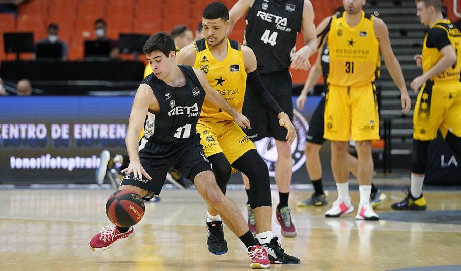 Así se ha dejado notar Miguel Ruiz, de 18 años, con el RETAbet Bilbao Basket en la Fase Final de la Liga Endesa