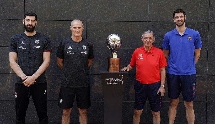 La final, en datos: todo lo que debes saber antes del Barça-Baskonia por el título de la Liga Endesa