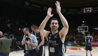 Rafa Martínez se despide del RETAbet Bilbao Basket… pero aplaza la decisión sobre su futuro
