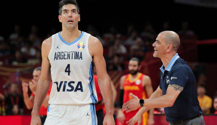 ¿La Argentina del oro de 2004 o la del Mundial de 2019? El Oveja se moja
