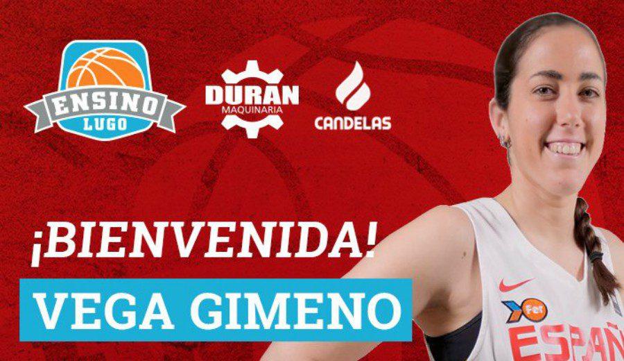 La nueva aventura de Vega Gimeno en la Liga Femenina Endesa