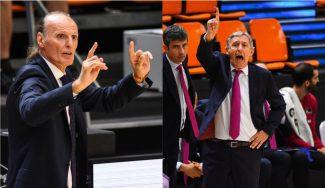 Ivanovic y Pesic hablan tras la emocionante final de la Liga Endesa