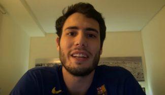 La experiencia en el Vídeoblog de Álex Abrines: la vida del Barça en los días previos a la Fase Final