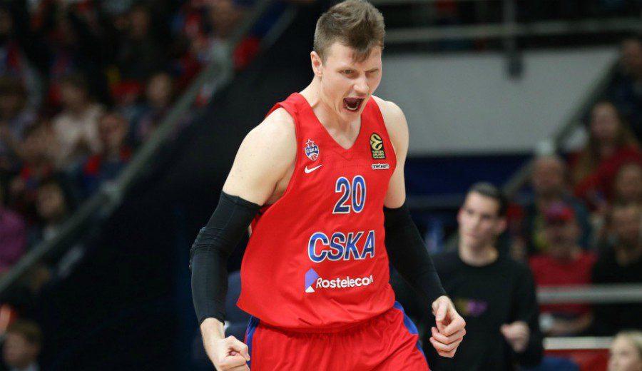 Una leyenda del CSKA se despide: Vorontsevich no continuará. Así queda la plantilla de Itoudis