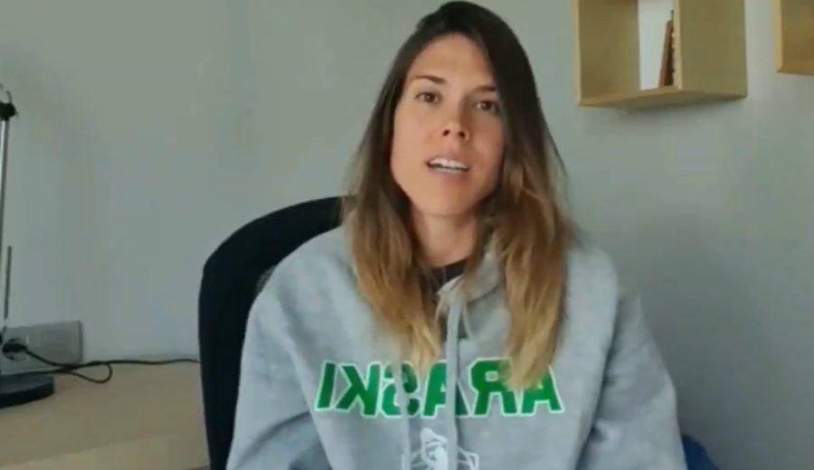 Anna Cruz regresa a España y jugará en el Kutxabank Araski