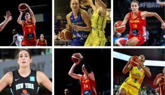 Cristina Ouviña, Laura Gil, Queralt Casas… y mucho más. El plantillón de Valencia Basket