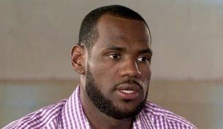 LeBron James sacó la idea de 'The Decision' de un aficionado