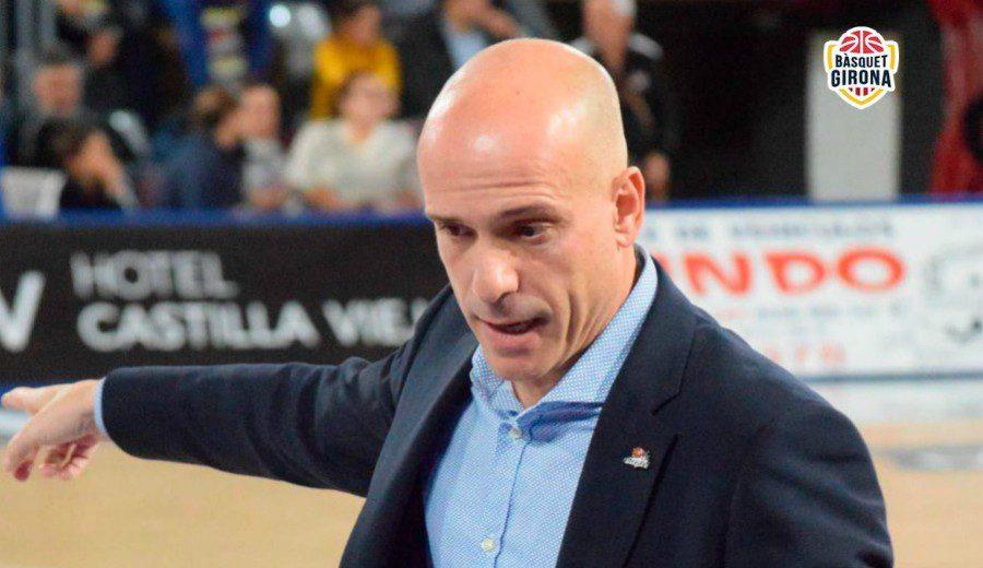 Carles Marco se une al proyecto del Básquet Girona: será su nuevo técnico en LEB Oro