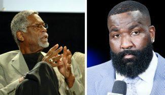¿Quién es el jugador más atlético de la historia de la NBA? La respuesta de Bill Russell a Kendrick Perkins
