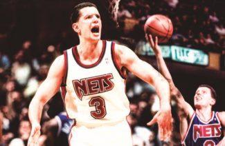 ¡Aquí estoy yo! Los dos grandes años de Drazen Petrovic en la NBA