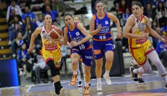Las declaraciones de Queralt Casas tras ser nombrada mejor jugadora nacional de la Liga Femenina Endesa…