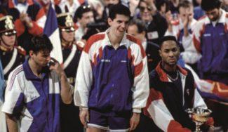 Petrovic con Yugoslavia en Zagreb'89 y Argentina'90: Ivkovic dio con la tecla