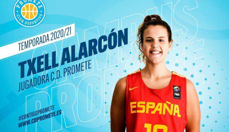Una joya a seguir: Txell Alarcón, de 16 años, llega al Campus Promete y jugará en Liga Femenina Endesa