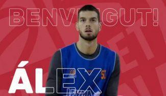 Álex Llorca se suma al proyecto de Marc Gasol en el Bàsquet Girona