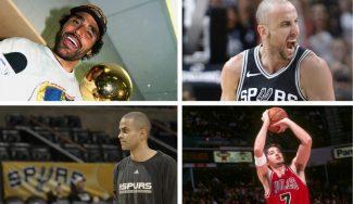 Los 5 jugadores no estadounidenses con más títulos en la historia de la NBA