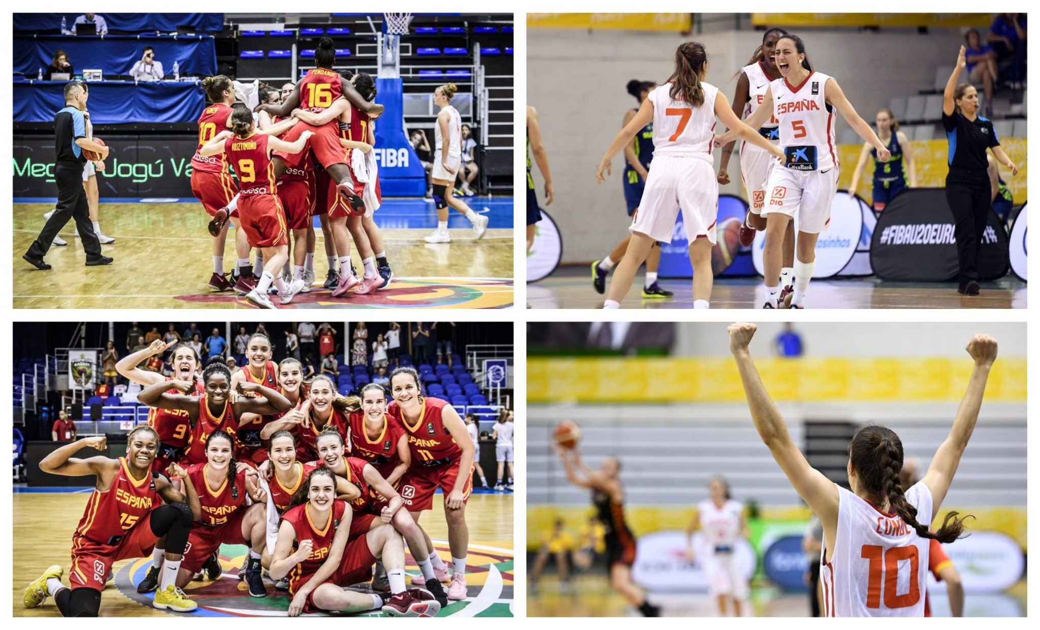 Xargay, Laura Gil, Queralt Casas, Ndour… la Sub-20, una categoría dorada para la selección