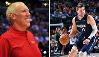 Geometría y baloncesto: así elogia el legendario Bill Walton a Luka Doncic