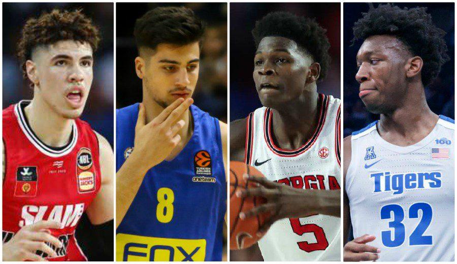 Las estrellas que llegan. Un repaso a los mejores jugadores del Draft 2020