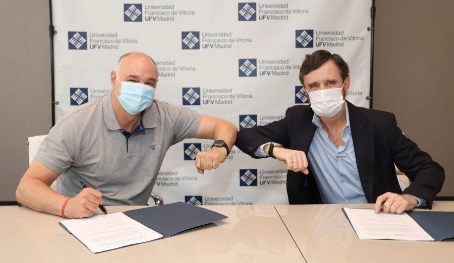 La Universidad Francisco de Vitoria será la sede del Pablo Laso Training Camp