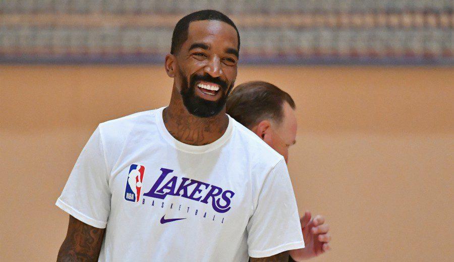 JR Smith, de agente libre olvidado a pieza en los Lakers aspirantes al anillo. Su historia