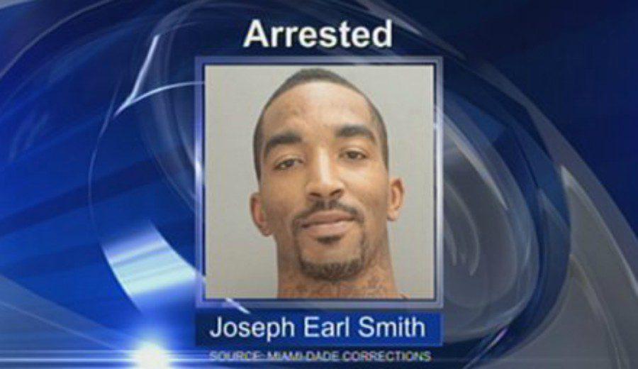 JR Smith - Presos NBA