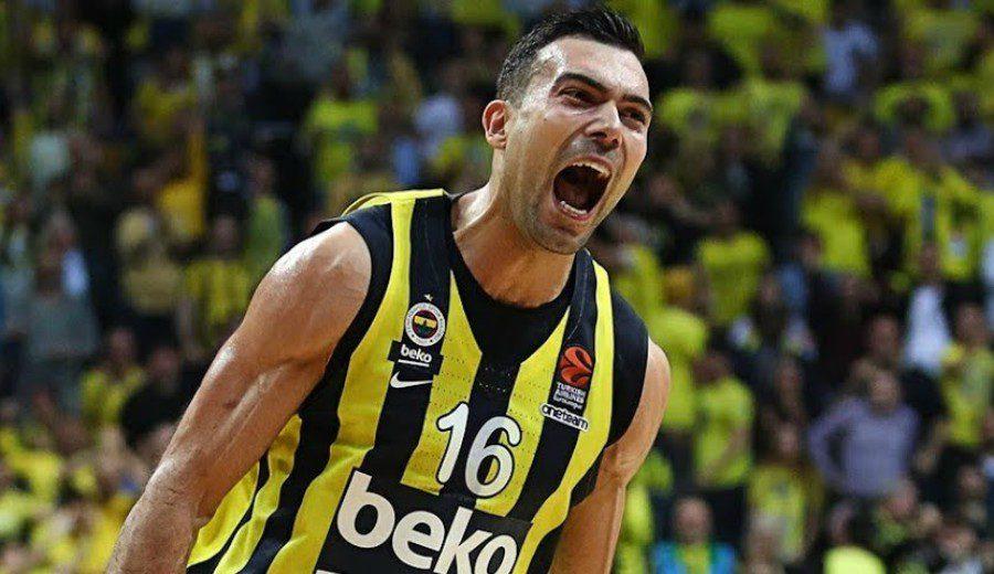 Kostas Sloukas deja el Fenerbahçe y vuelve a casa con el Olympiacos