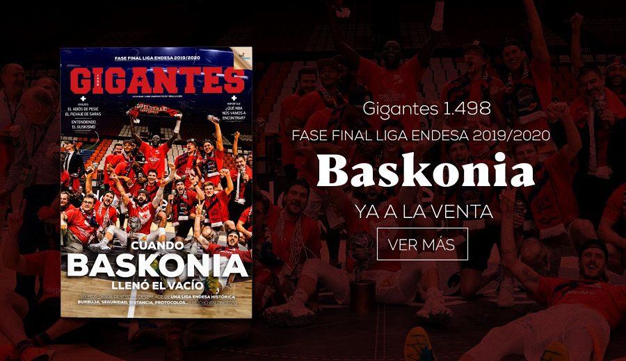 'Cuando el Baskonia llenó el vacío', ya a la venta. Descubre los contenidos de la revista de julio