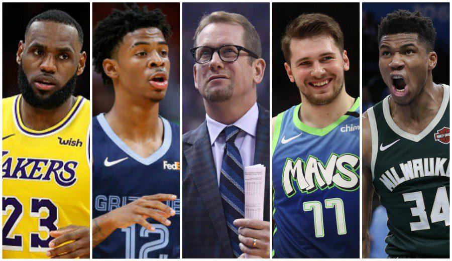 Candidatos a los NBA Awards 2020: ¿Quién aspira a cada premio?