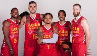 UCAM Murcia y su renovación: así es el transformado equipo de Sito Alonso