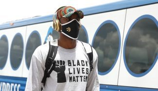Serge Ibaka explica la cruda realidad de la versión africana del 'Black Lives Matter'