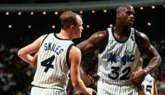 La pelea entre Shaquille O'Neal y Scott Skiles que forjó una gran amistad