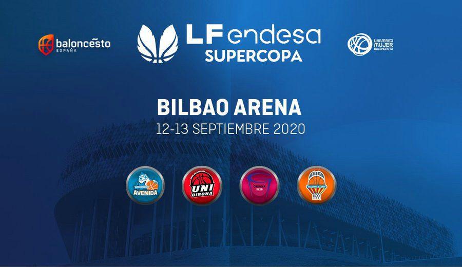 El Bilbao Arena acogerá la nueva SuperCopa de la Liga Femenina Endesa