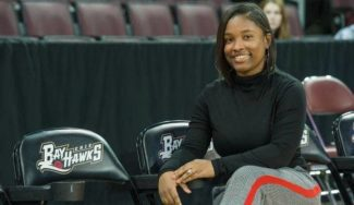 Tori Miller, primera mujer general manager en la G-League