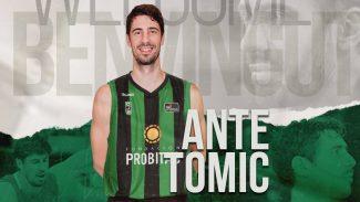 Oficial: Ante Tomic ficha por el Joventut tras dejar el Barça