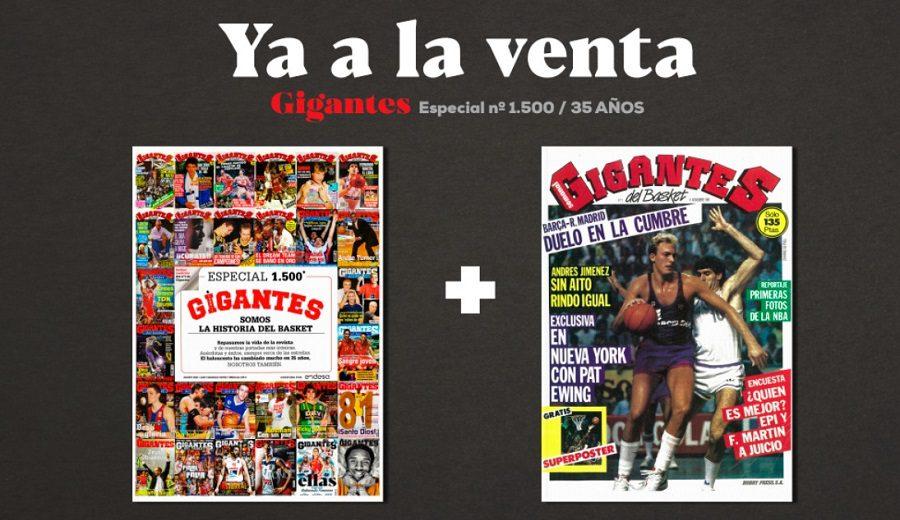 Revista, Gigantes del Basket