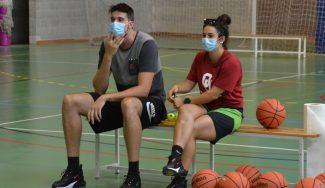 Primera sorpresa en el Campus Gigantes de Albacete: Alejandra Quirante y Víctor Arteaga hacen disfrutar