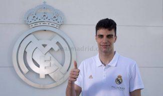 Alocén llega al Real Madrid: primeras palabras como jugador del equipo blanco