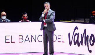 Porfi Fisac no seguirá en el Casademont Zaragoza: así se ha despedido