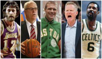 ¿Quién tiene más títulos como jugador y entrenador en la historia de la NBA?