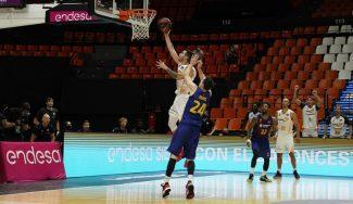 La confesión de Luca Vildoza sobre la jugada que hizo campeón al Kirolbet Baskonia