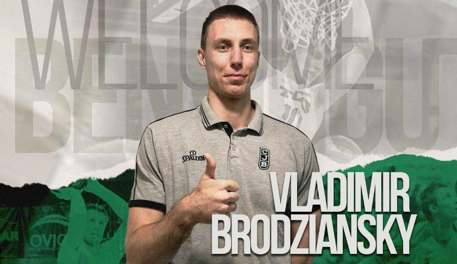 El Joventut tiene nuevo pívot: Vladimir Brodziansky llega procedente del Monbus Obradoiro