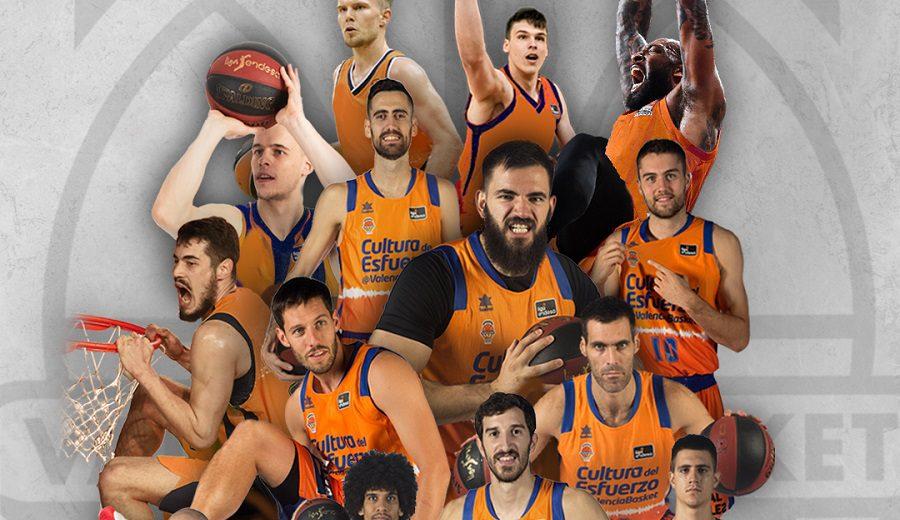 Grandes fichajes y Ponsarnau: así ha quedado la plantilla del Valencia Basket