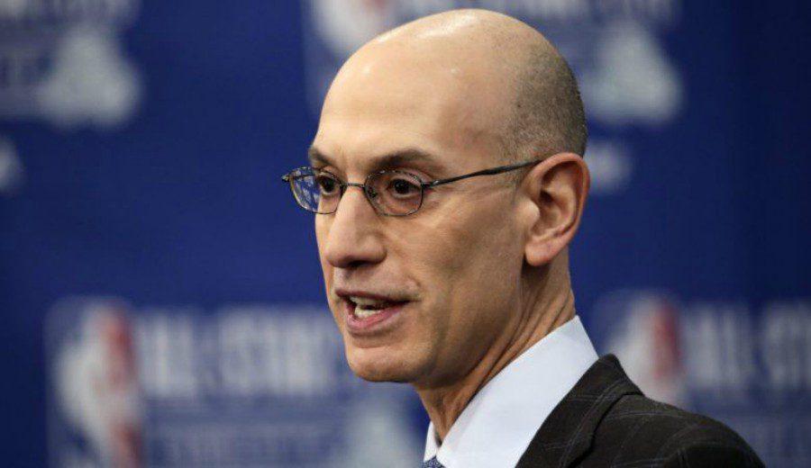 La NBA retrasará más la próxima temporada: las palabras de Adam Silver sobre ello