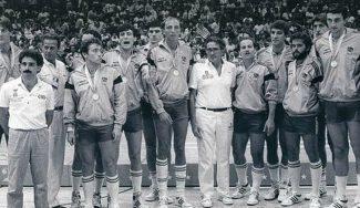 Se cumplen 36 años de la plata Los Angeles 84. El partido que cambió el baloncesto español