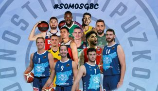 Los 12 nuevos jugadores con los que el Gipuzkoa Basket vuelve a la Liga Endesa