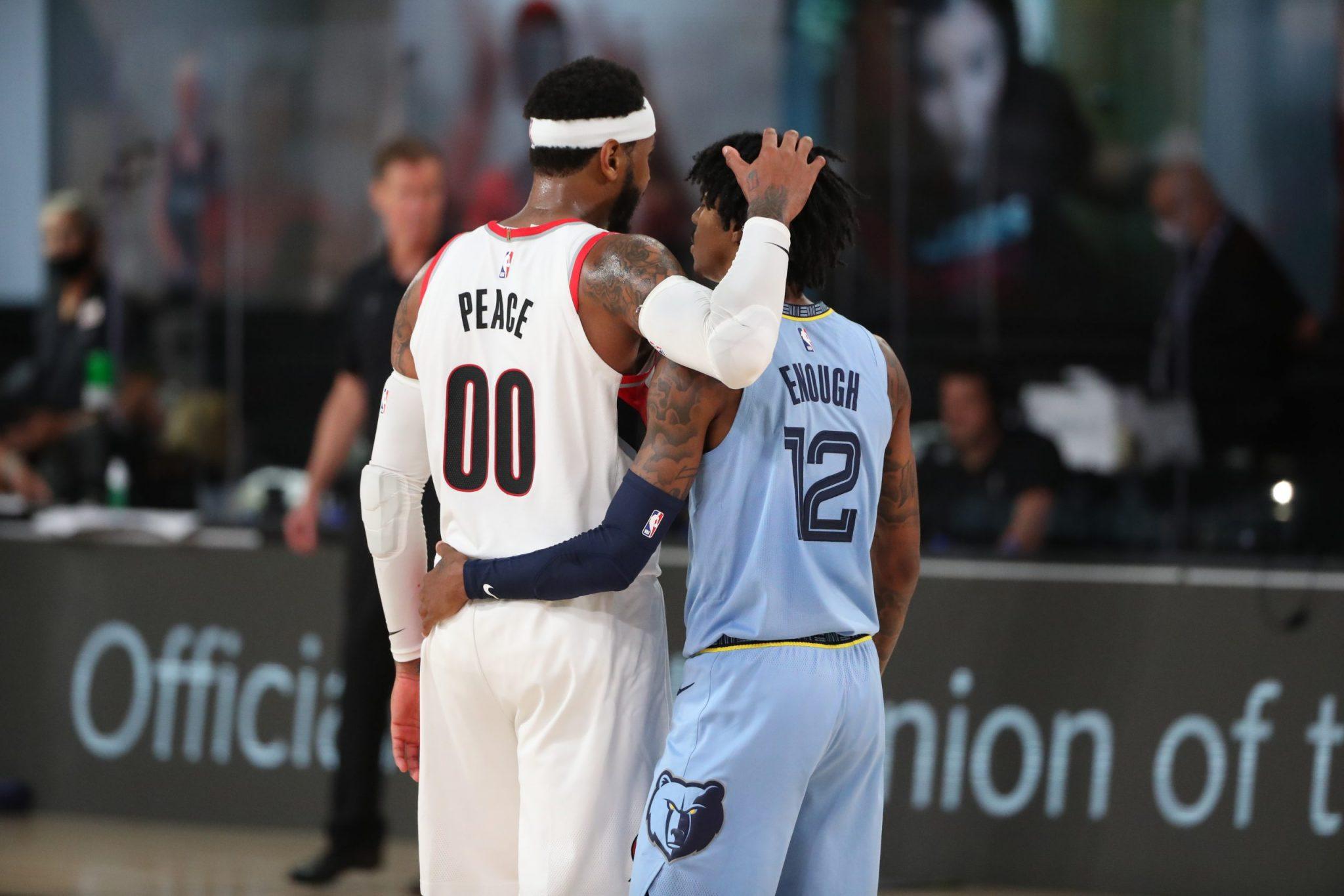 Memphis y Blazers confirman su billete al Play-in