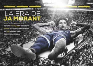 'La era de Ja Morant', reportaje de Andrés Monje en la revista del mes de julio