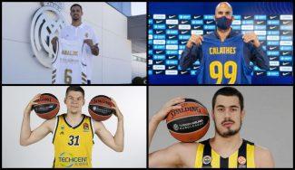 Los 10 fichajes más destacados de la Liga Endesa este verano