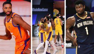 'Hot not Burbuja'. Lo nuevo de José Ajero, sobre los protagonistas de la burbuja NBA